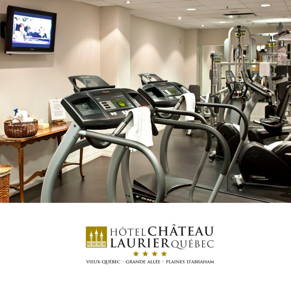 15% discount on bikes rentals & guided bikes tours for CHATEAU LAURIER's guests