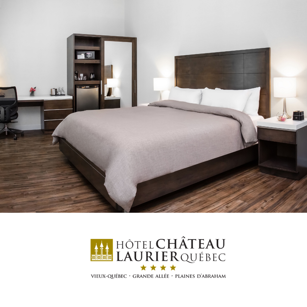 15% off  bike rental or guided tours for CHATEAU LAURIER HOTEL customers