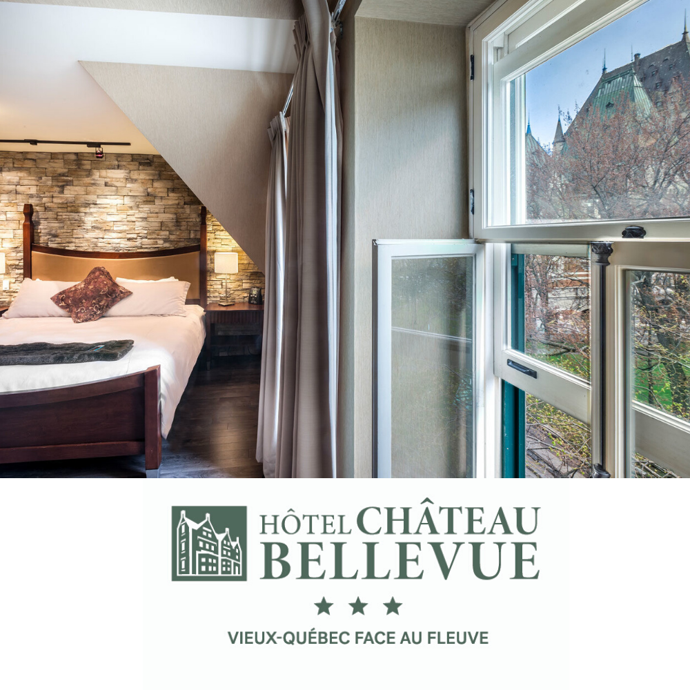 15% discount on bikes rentals and guided bikes tours for CHATEAU BELLEVUE's guests