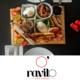 Café frais ou limonade maison gratuite à l'achat d'un repas au O'RAVITO