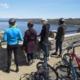 Tour guidé de vélo électrique de Québec - avec votre vélo personnel, 85$