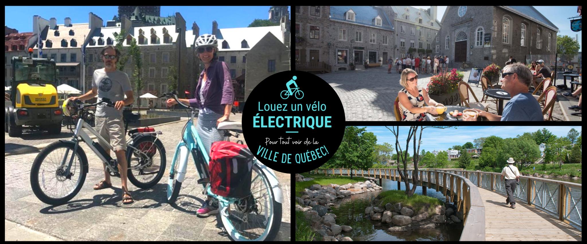 locations vélo électrique