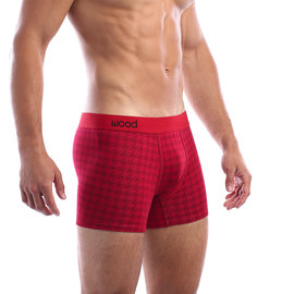 Wood WOOD 4501T Boxer Brief w/Fly
