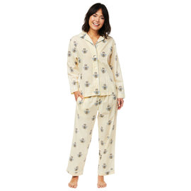 Cat's PJs CPJ 360 Print Knit PJ Set