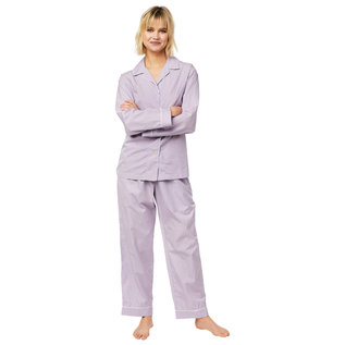 Cat's PJs Cat's Pajamas 360-726 Charlotte Woven PJ Set
