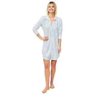 Cat's PJs Cat's Pajamas 740-440 Queen Bee Knit Nightshirt