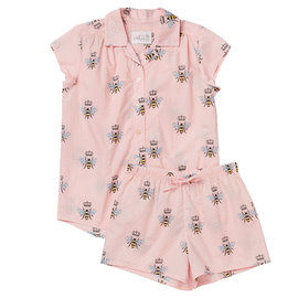 Cat's PJs CPJ 240 Short PJ Set