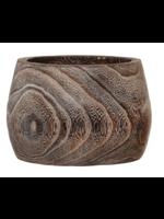 Decorative Paulownia Wood Bowl