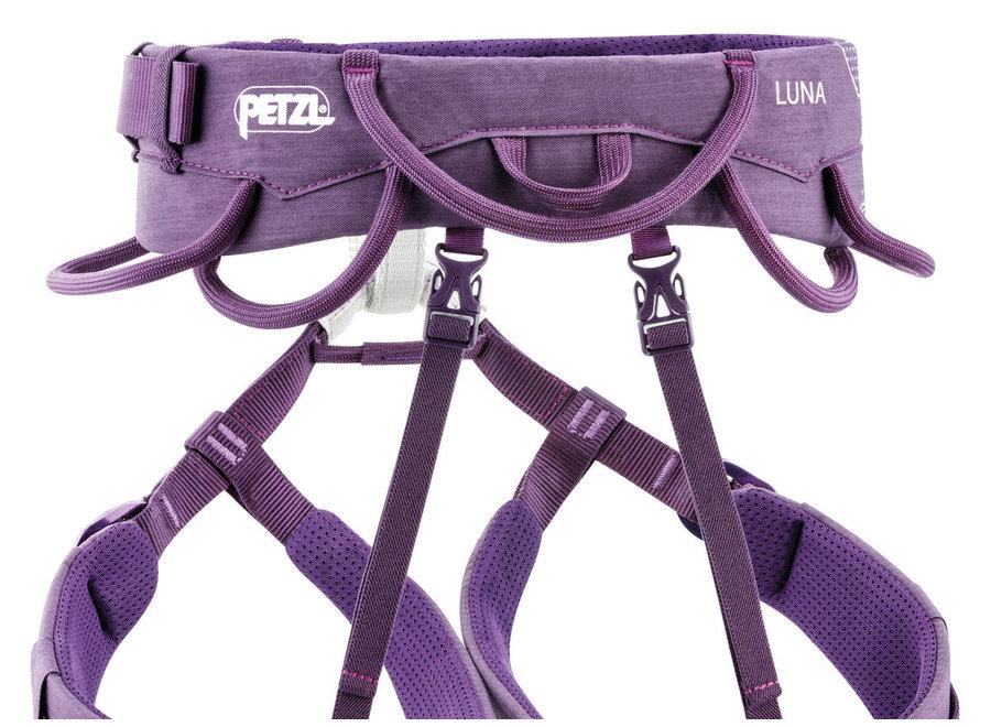 Petzl Women's Luna Climbing Harness Clearance