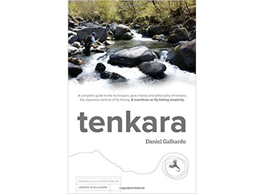 Tenkara USA Tenkara The Book by Daniel Galhardo