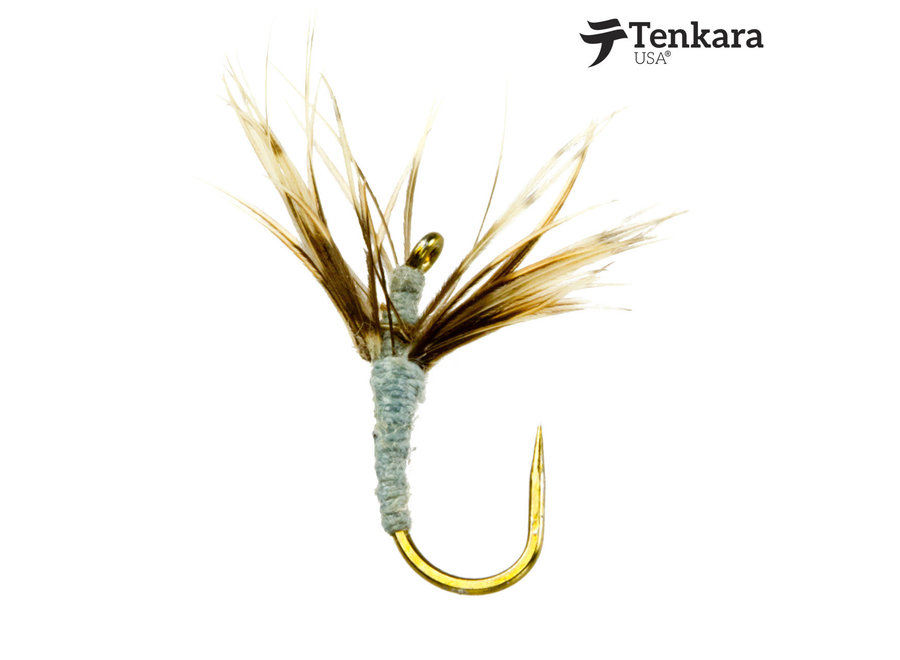 Tenkara USA Set of 12 Tenkara Flies in Fly Box
