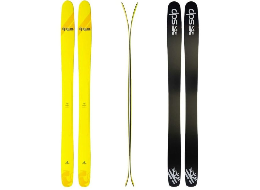 dps Alchemist Wailer 112RP Skis 19/20 184cm