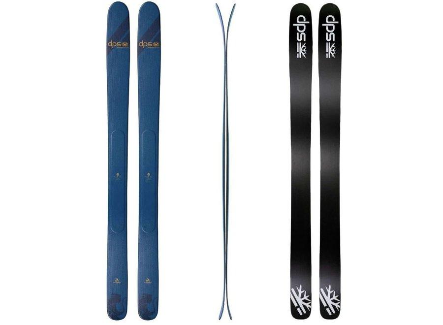 dps Alchemist Wailer 110 C2 Skis 19/20 189cm