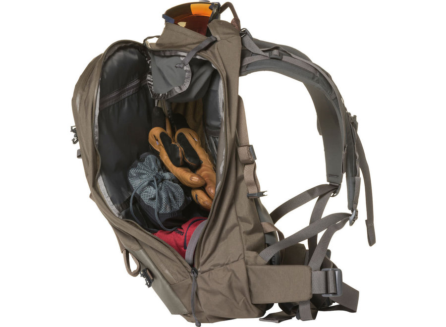 Mystery Ranch Saddle Peak Ski 25L Wood S/M