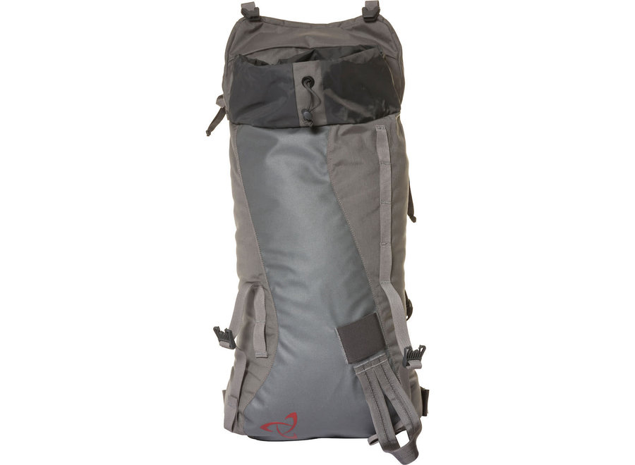 Mystery Ranch D-Route Snow Pack 16L Gravel Gray