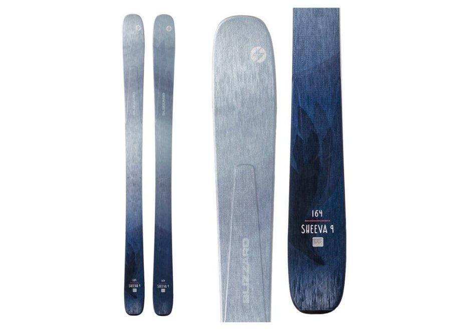 Blizzard Sheeva 9 Skis 19/20 148cm