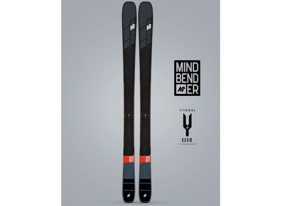 K2 Mindbender 99 Ti Skis 19/20 184cm