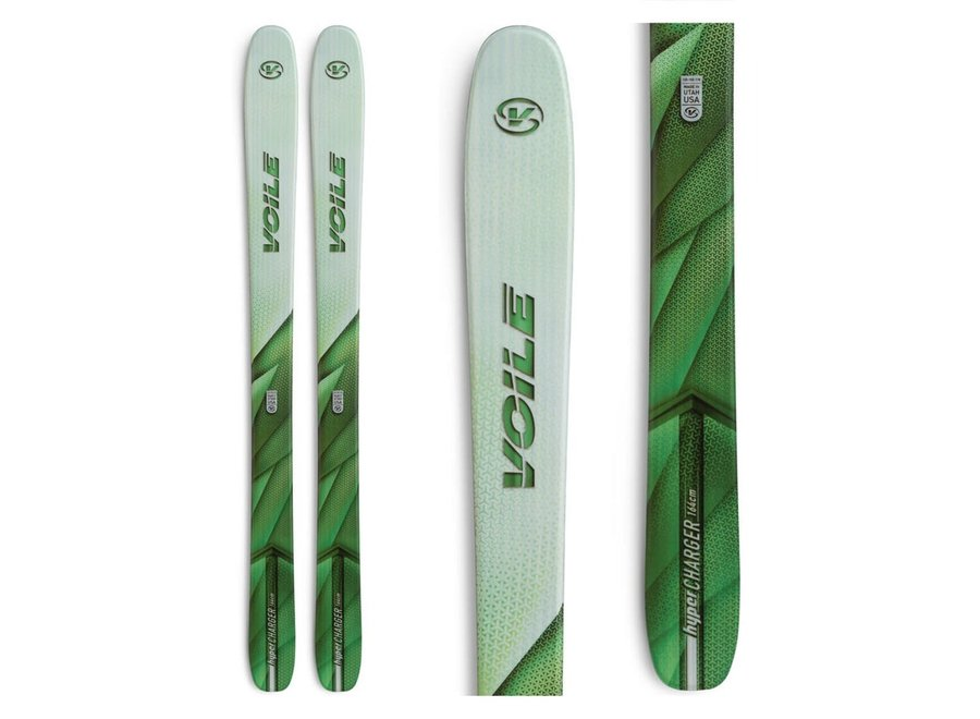 Voile Women's Hyper Charger Skis 19/20