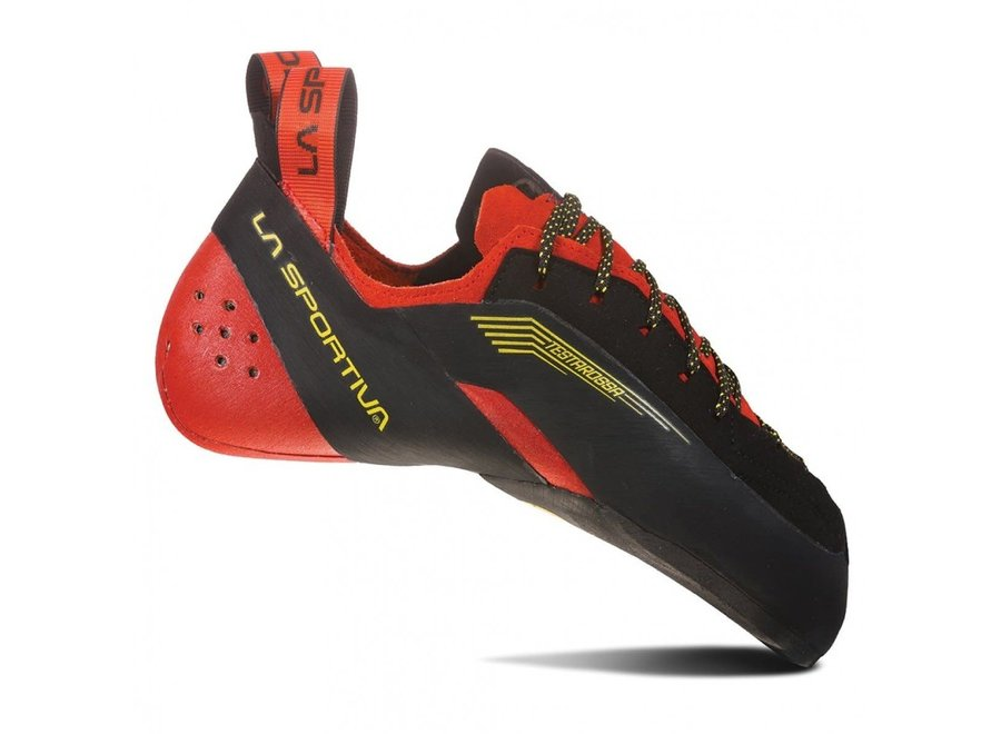 La Sportiva Testarossa Rock Climbing  Shoe