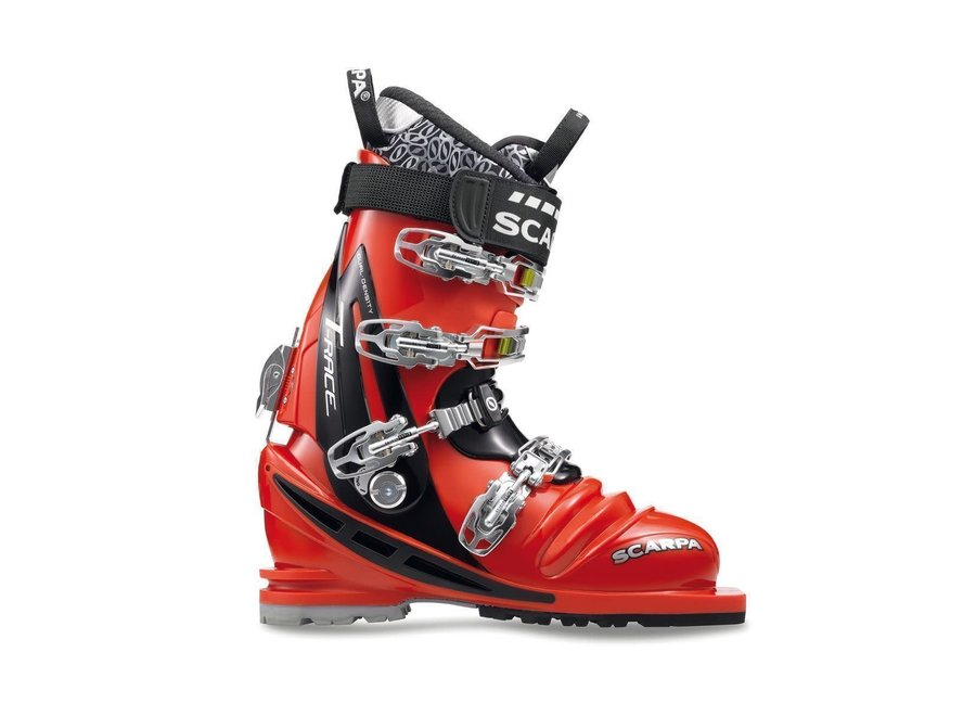 Scarpa T-Race Tele Boot 24.0 Red/Black Clearance
