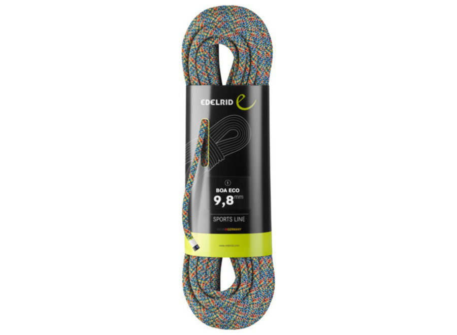 Edelrid Boa ECO Climbing Rope 9.8mm