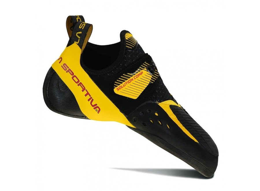 La Sportiva Solution Comp Rock Climbing Shoe