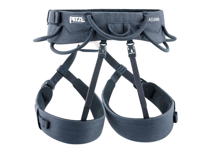 Petzl Adjama Climbing Harness Clearance