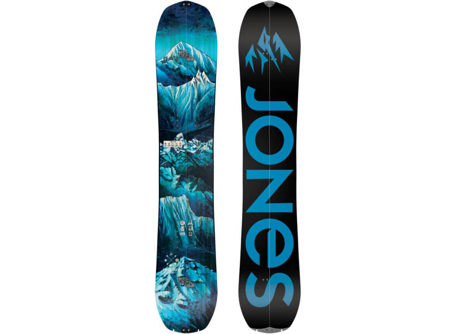 Jones Snowboards Frontier Splitboard 19/20 162cm Clearance