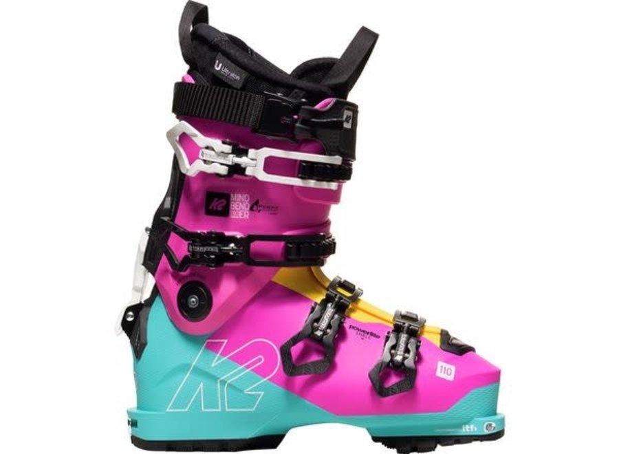 K2 Women's Mindbender 110 Alliance Boot LTD 19/20