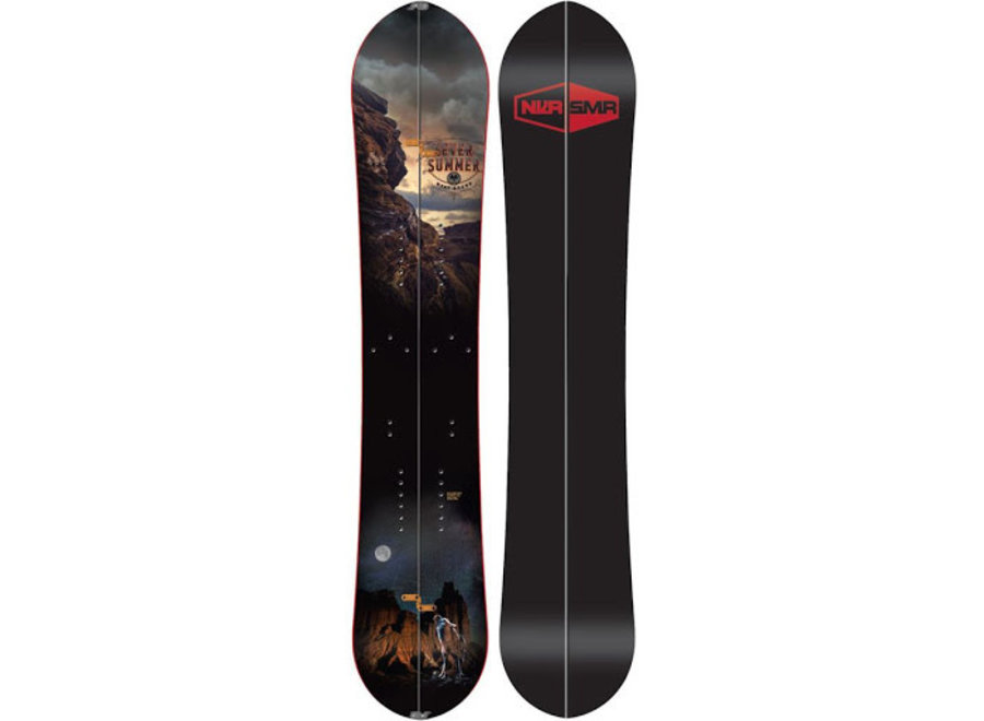 Never Summer West Bound X Splitboard 19/20 161cm Clearance