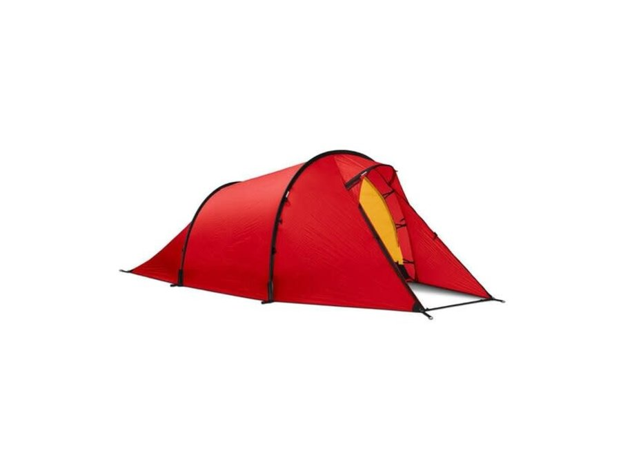 Hilleberg Nallo 3 Tent Red