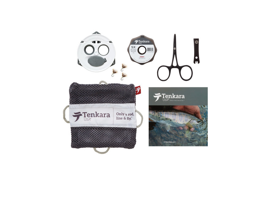 Tenkara USA Tenkara Kit (without rod)