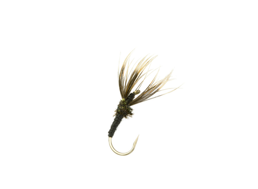 Tenkara USA Oki Kebari™, size 8 Vial with 3 flies
