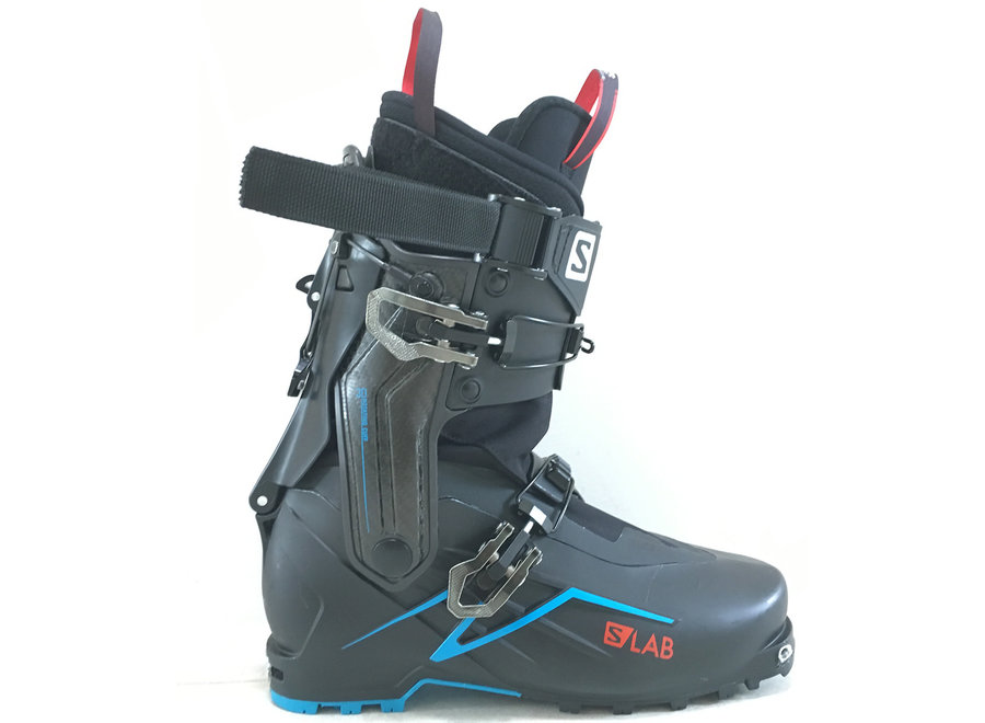 Salomon S/Lab X-Alp Ski Boot 26.5 Black/Carbon 18/19 Clearance