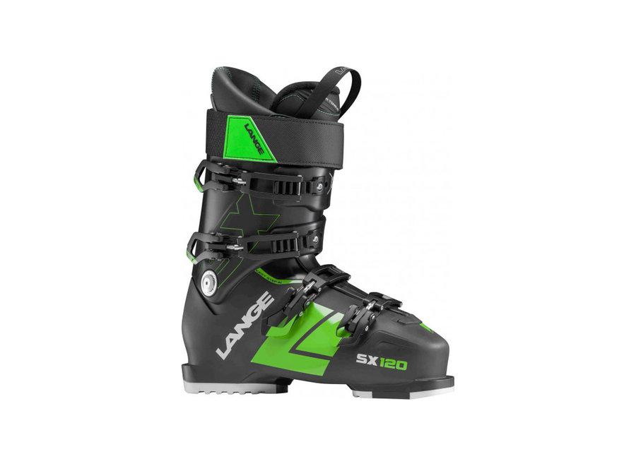 Lange SX 120 Boot 30.5 Bk/Green 18/19 Clearance