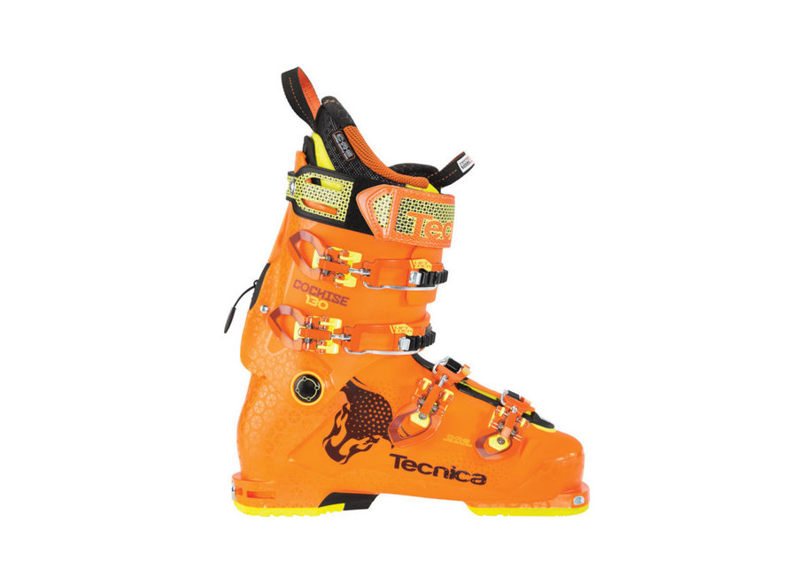 Tecnica Cochise 130 DYN Boot Orange 25.5 17/18 Clearance