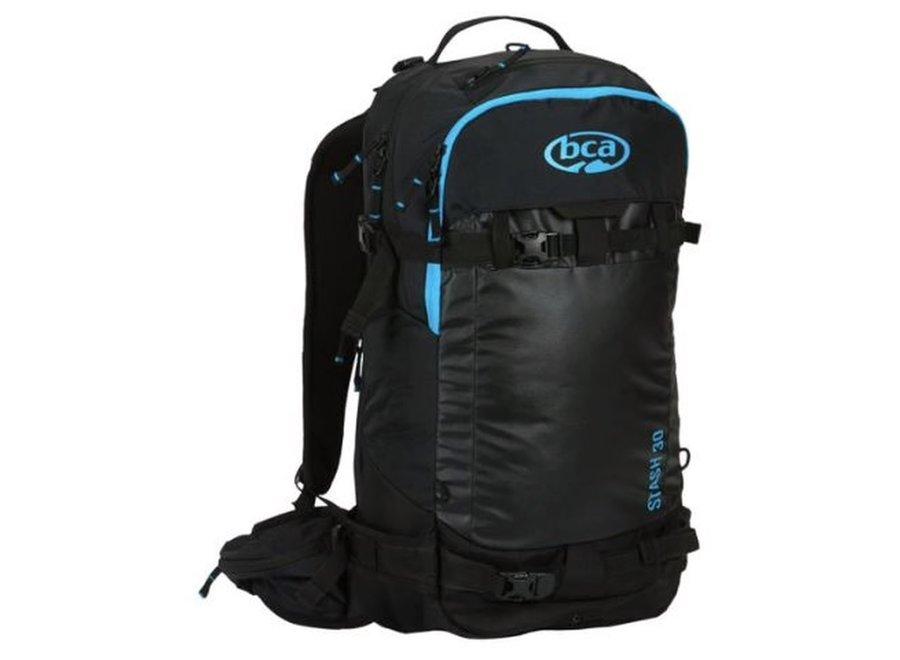 BCA Stash 30 Snow Pack Black
