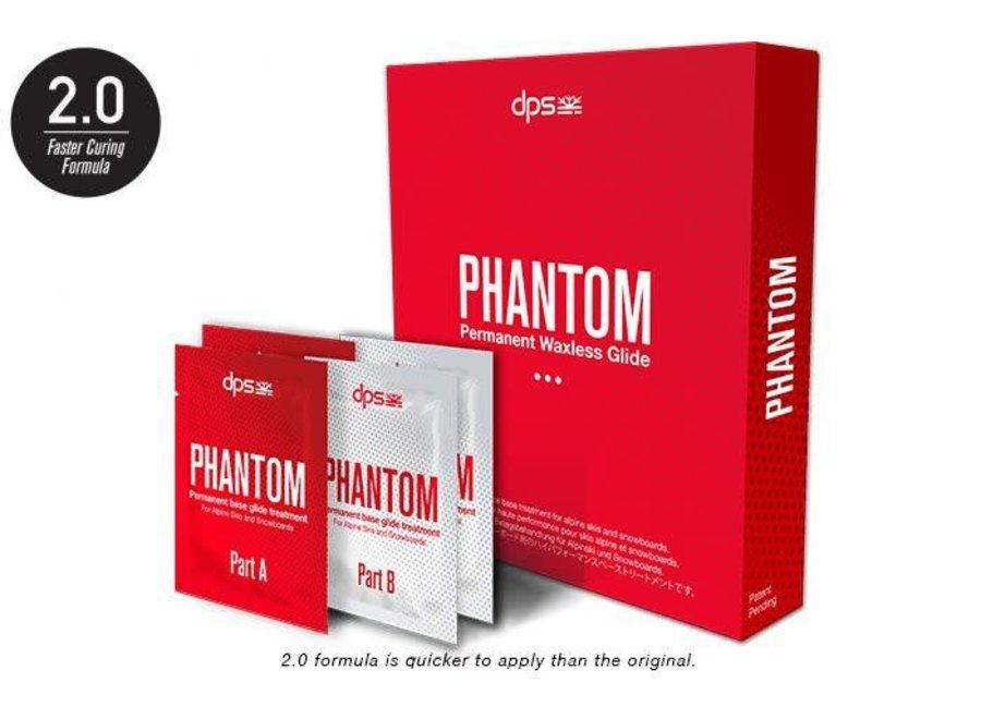 DPS Phantom Permanent Waxless Glide Kit