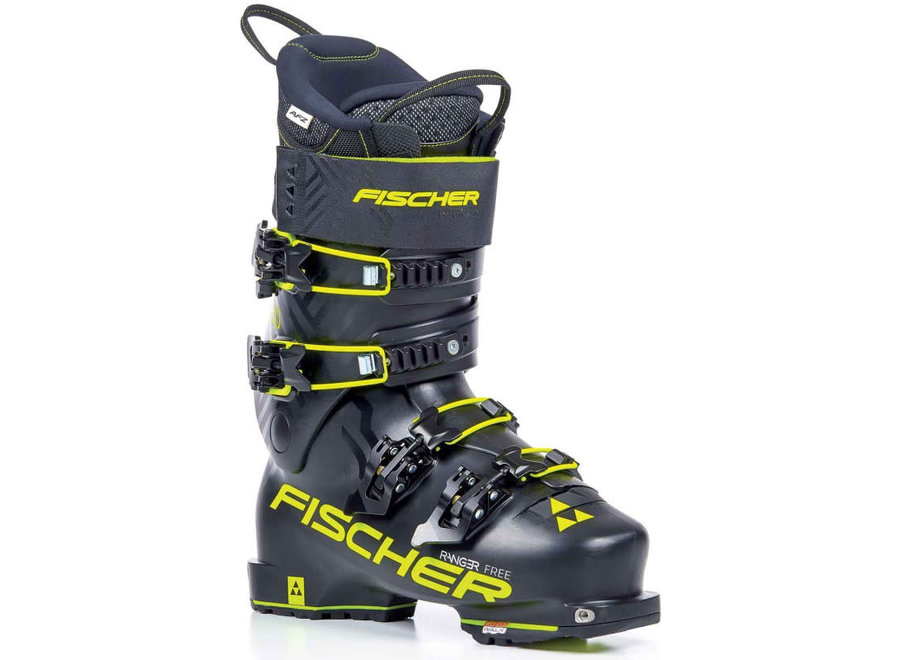 Used Fischer Ranger Free 130 Boot 30.5 Black/Black 18/19 Clearance