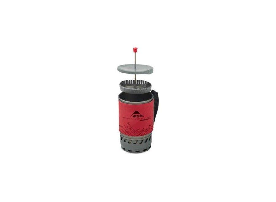 MSR WindBurner Coffee Press Kit 1.0L