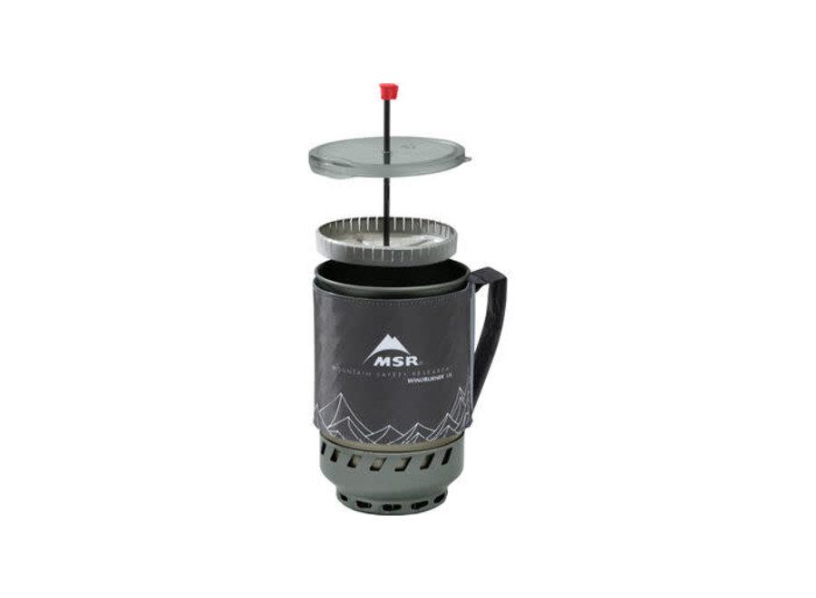 MSR WindBurner Coffee Press Kit 1.8L