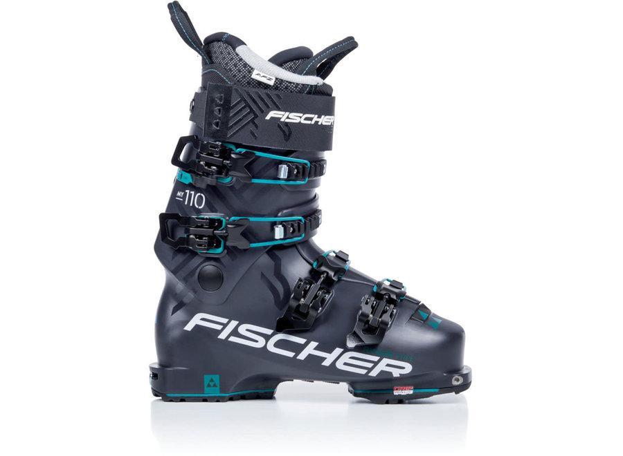 Fischer Women's My Ranger Free 110 Boot 22.5 Grey 19/20