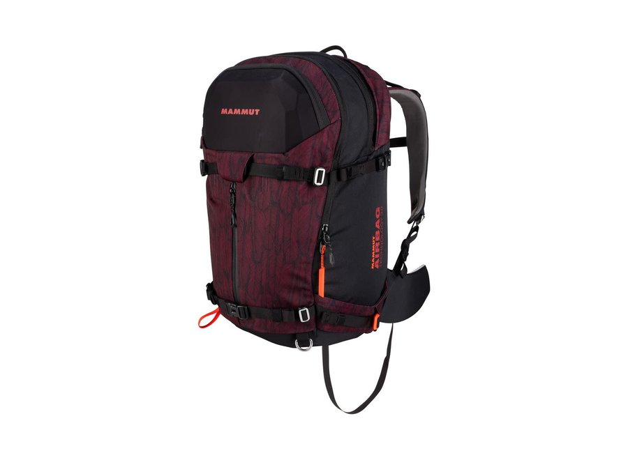 Mammut Women's Pro X Removable Airbag 3.0 Pack Scooter/Black