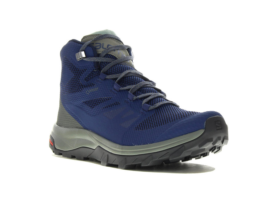 Salomon Outline Mid GTX Hiking Shoe Clearance