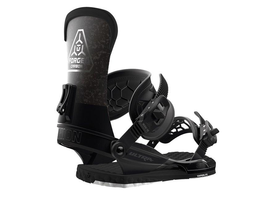 Union Ultra Snowboard Binding 18/19 Black MD Clearance