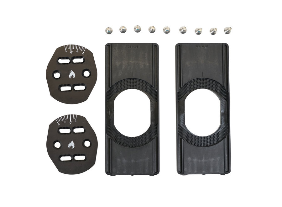 Spark R&D Solid Board Pucks Canted