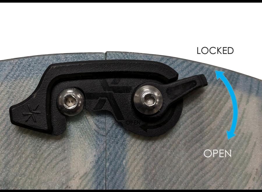 Karakoram Tip-Locks
