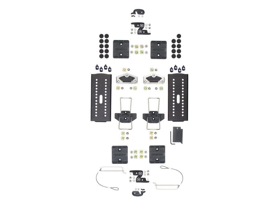 Voile Split Kit (Diy)