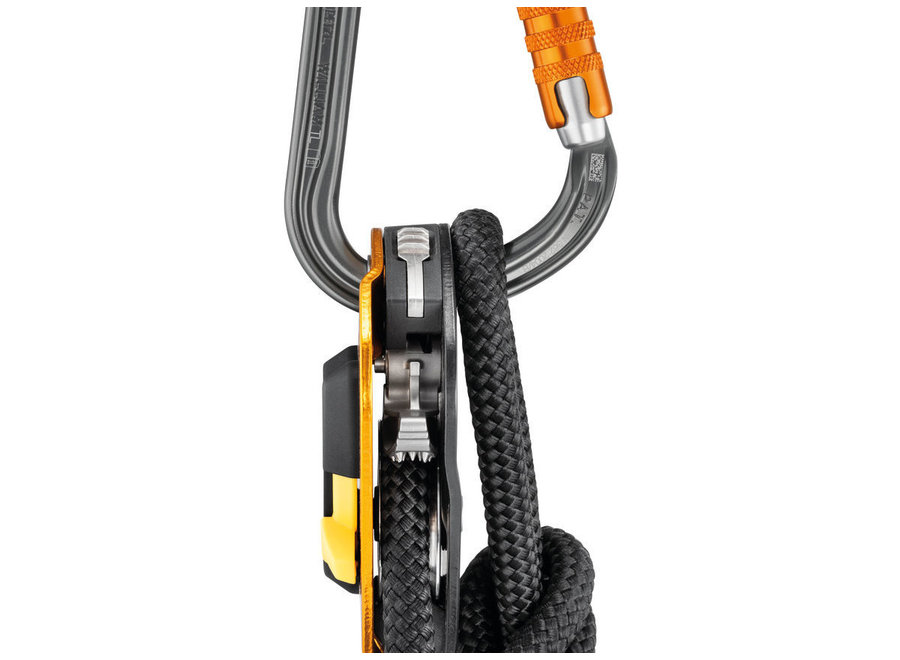 Petzl William Triact Locking Carabiner