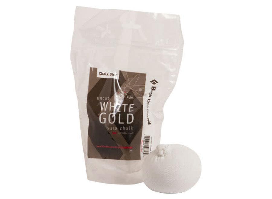 Black Diamond White Gold Refillable Chalk Ball